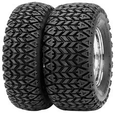 Carlisle All Trail Front Tire - 23x8-12/--