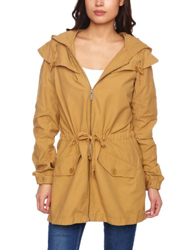 Bench Milo Zipped Women's Jacket Dijon Medium