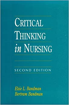 critical thinking and clinical judgement facione 19 facione, n, facione, p, and sanchez, c critical thinking disposition as a measure of competent clinical judgement: the development of the california critical thinking disposition inventory j nurse educ .
