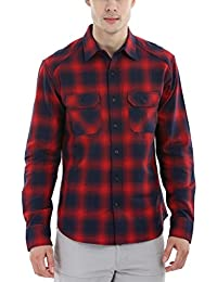 Zobello Men's Everyday Check Winter Shirt