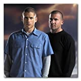 Prison Break Color Matte Photograph (12x12 Inches - Studio POse)