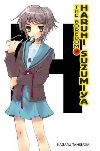 The Boredom of Haruhi Suzumiya (Haruhi Suzumiya, #3)