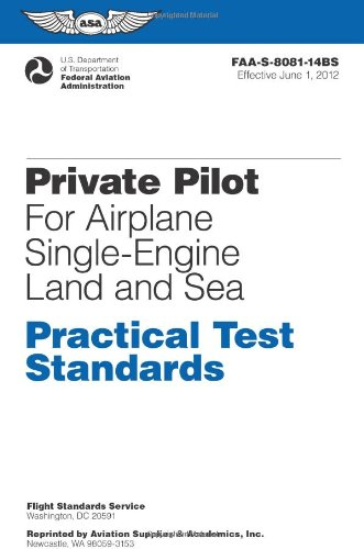 Private Pilot for Airplane Single-Engine Land and Sea...