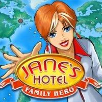 Jane's Hotel: Family Hero [Download]