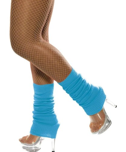S39453 (Neon Blue) Leg Warmers