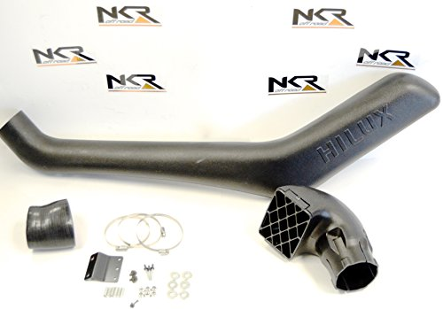 Off Road Air Ram Intake Snorkel For Hilux 25 Series Petrol 1Gr-Fe 4.0L-V6 Diesel 1Kd-Ftv 3.0L-I4 (10 % Off)