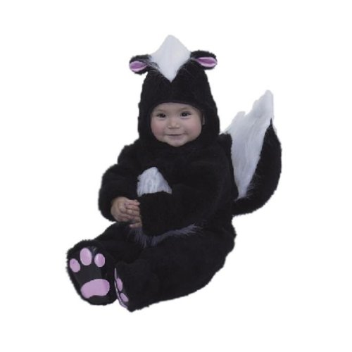 Skunk InfantToddler Costume Size Infant 6-12M