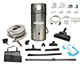 allegro central vacuum deluxe straight air package  1 inlet installation kit for rvs campers trailers yacht
