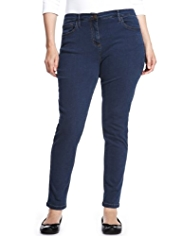Plus Ultimate Comfort Stretch Denim Jeggings