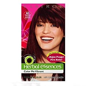 Clairol Herbal Essences Hair Color