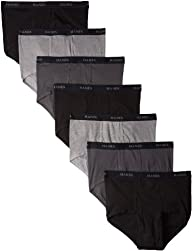 Hanes Men's 7 Pack Ultimate Full-Cut…