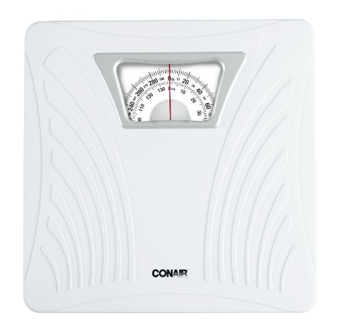 Conair CN101WC Compact Precision Analog Scale