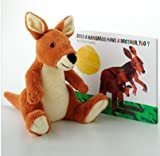 "Eric Carle Does a Kangaroo Have a Mother Too? Book & Plush Toy 11"" (Bundle) (Kohl's Cares) (0062120042) by Eric Carle"