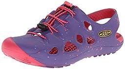 KEEN Rio Sandal, Purple Heart/Honeysuckle, 4 M US Big Kid