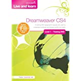Dreamweaver CS4 Training DVD - Level 1 (Mac/PC DVD)by Talented Pixie