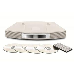 Wave® Multi-CD Changer - Platinum White