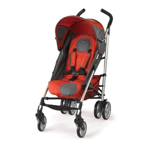 Find Bargain Chicco Liteway Stroller, Fuego