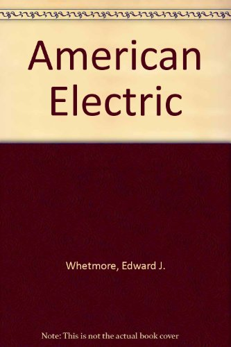 American Electric: Introduction to Telecommunications and Electronic Media (McGraw-Hill series in mass communication)