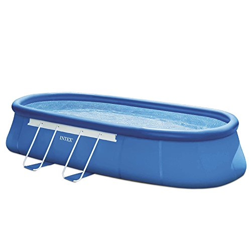 Piscine autoporte les bons plans de micromonde for Piscine intex autoportee ovale
