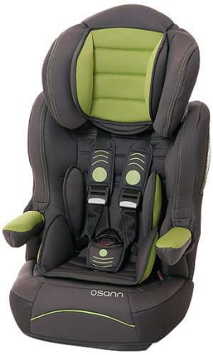 osann kindersitz 102 124 93 comet isofix anis autokindersitz. Black Bedroom Furniture Sets. Home Design Ideas