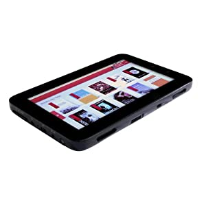 Velocity Micro T103 Cruz 7-Inch Android 2.0 Tablet (Black)