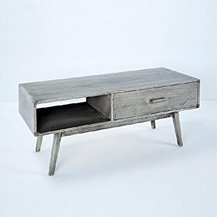 Thai Natura - Mueble Tv Modi, Color: Gris Velado