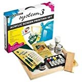 Daler Rowney System 3 Screen Printing Set