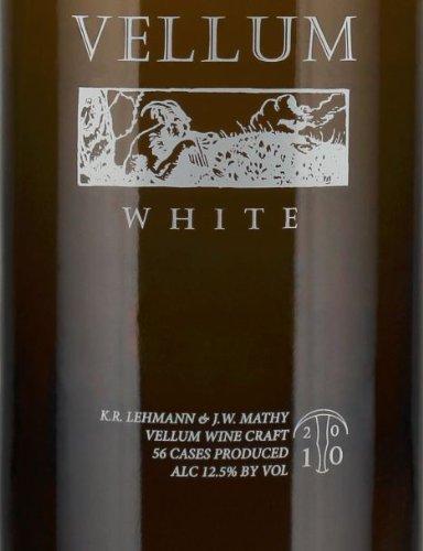 2012 Vellum White, Napa Valley 750 Ml