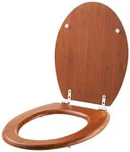 Mebasa MYBWCSR02 Abattant WC « Yumi » de myBath Kit de fixation inclus
