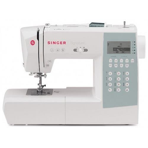 Singer 9340.CL Signature Electric Sewing Machine, 340 Stitches, includes: 10 1-step, 2 font,auto stitch setting, 4 memory (Singer 9340 Sewing Machine compare prices)