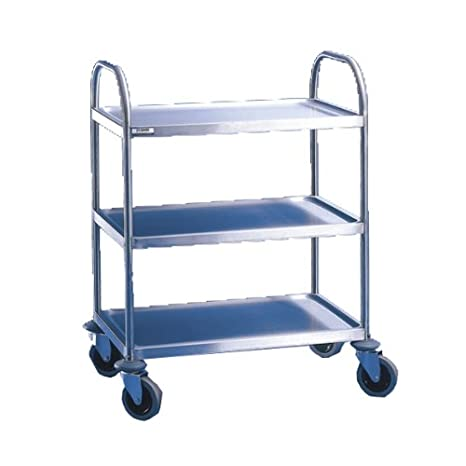 Craven 3 Tier Clearing Trolley - RSE8-3U - 776(w)522(d)777(h)mm - Pack Size: Single