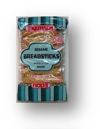 Sesame Breadsticks 5 Oz Kosher