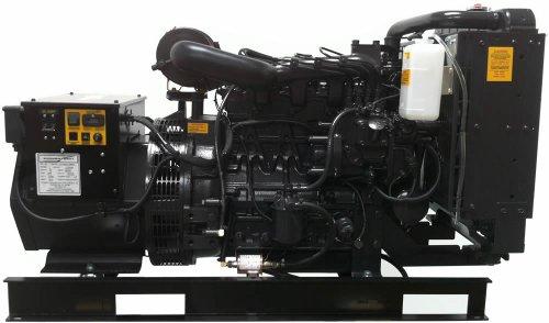 Power Tech Pt-20-A, 20,000 Watt Diesel Generator Open Power Unit
