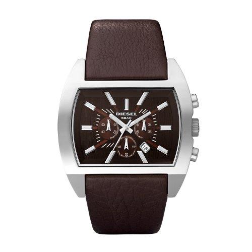Diesel Watches Not So Basic Basic E/W Chrono (Brown)
