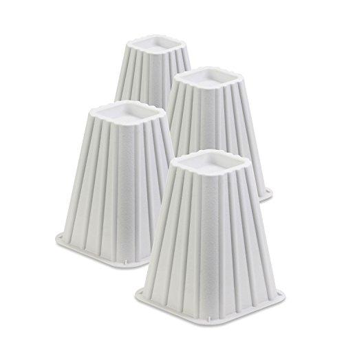 honey-can-do-sft-01625-organizer-per-cassetti-32-scomparti-plastica-avorio-75-inch