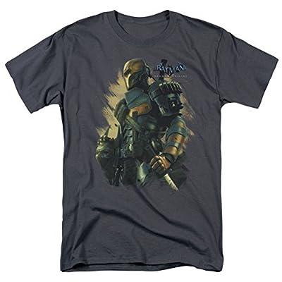 Batman Arkham Origins Deathstroke T-Shirt