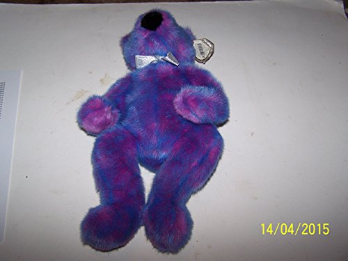 TY Classic Plush - PURPLEBEARY the Bear - 1