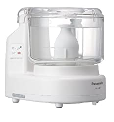 Panasonic Food Processor Mk-k48p-w White