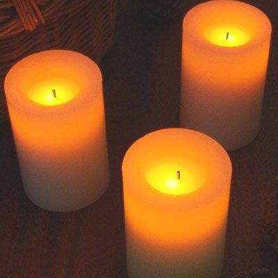 Flameless Candles CA23503 フレームレスキャンドル [アロマ]   オレンジ&セージ