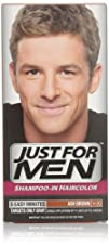 Just for Men Shampoo-In Hair Color, A…