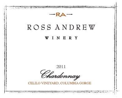 2012 Ross Andrew Winery Chardonnay, Celilo Vineyard, Columbia Gorge, 750Ml