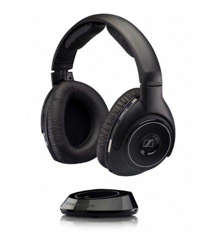 Sennheiser Rs160 Wireless Audio Headphones + Compact Portable Transmitter - East