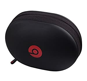 Zee's Music 443353 Matte Zipper Earphones Carrying Case for Beats Monster by Dr. Dre Studio, Studio Wireless, Studio 2.0, Solo Wireless, Solo, Solo HD Over-Ear Headphone Replacement Case Pouch Bag Box