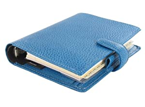 Filofax Pocket Finsbury Organiser - Blue