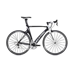 2014 Kestrel Talon Road Shimano 105 Carbon Fiber 55CM Bike 3035194655 White/Blk