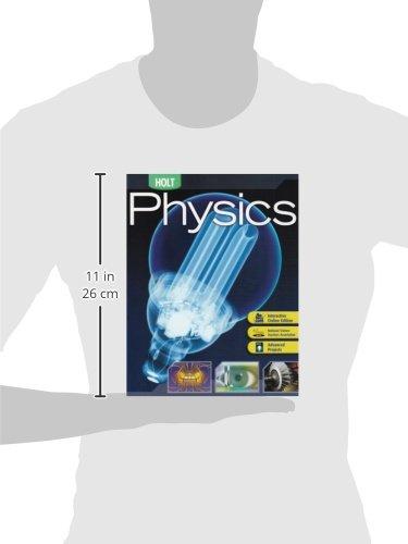 holt physics student edition 2009 pdf