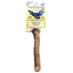 Polly\'s Hardwood Bird Perch, Small