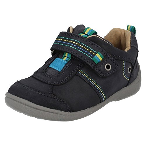Start-rite, Sneaker bambini marrone Brown, blu (Navy),   23 EU Piccolo