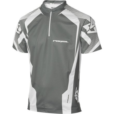 Buy Low Price Royal Racing Epic XC 1/4-Zip Bike Jersey – Short-Sleeve – Men's (B006FRCS7K)