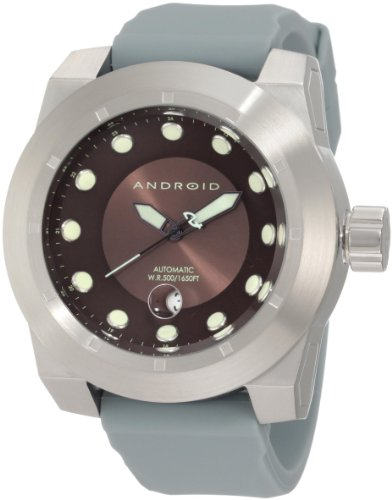 Android Men's AD516BGY  Volcano 50 Automatic